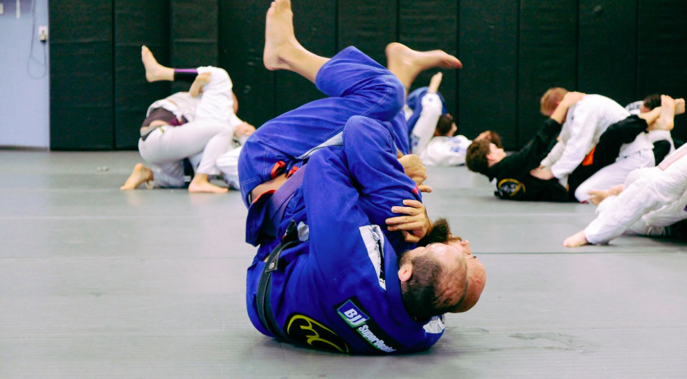 BJJ Adult Beginner Classes Massachusetts