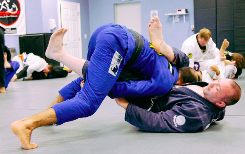 BJJ Adult Beginner Classes