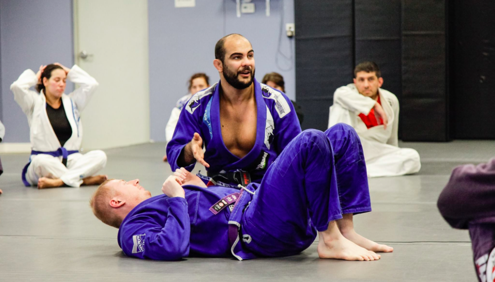Jiu Jitsu Classes Massachusetts