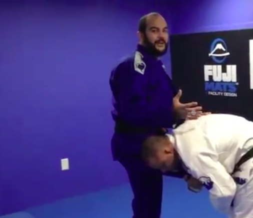 BJJ Adult Intermediate Classes Boston