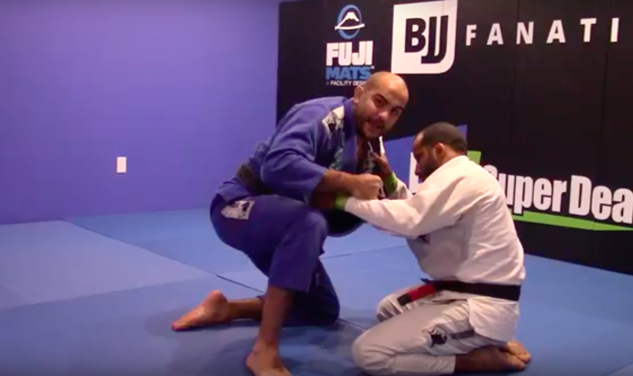 BJJ Adult Beginner Classes Boston
